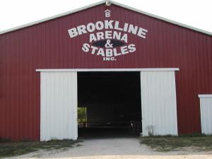 Brookline Front